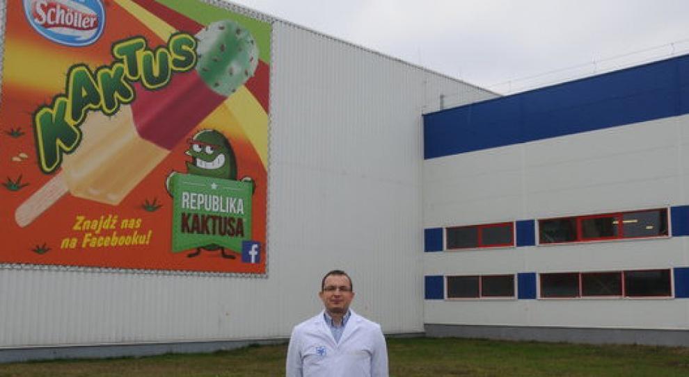 Dariusz Put nowym dyrektorem fabryki Nestlé Schöller w Namysłowie