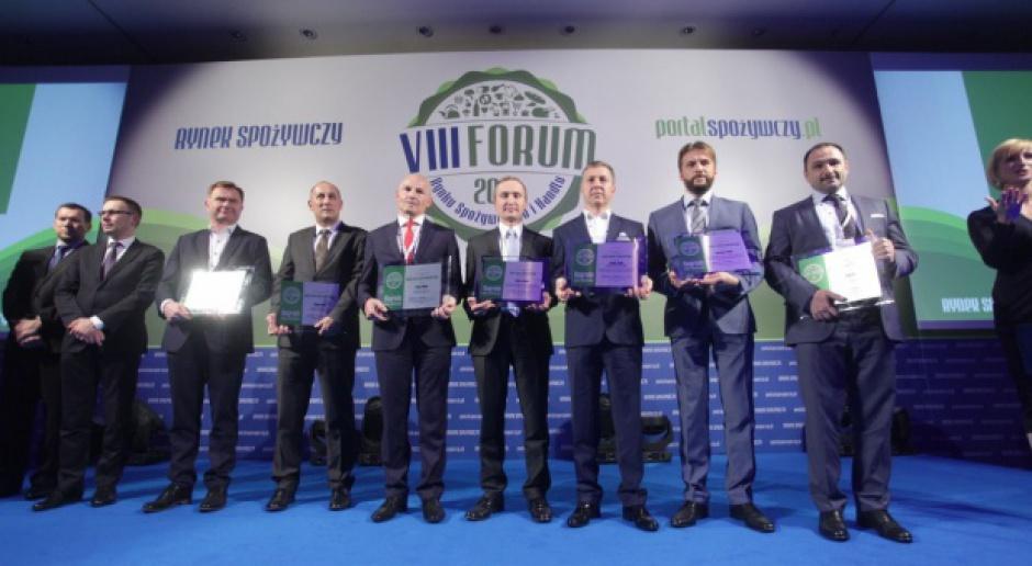 Wręczono Nagrody Rynku Spożywczego 2015