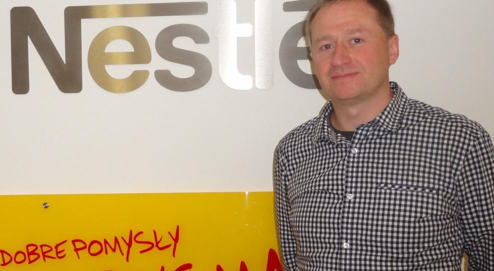 Tomasz Lazarowicz dyrektorem fabryki Winiary w Kaliszu
