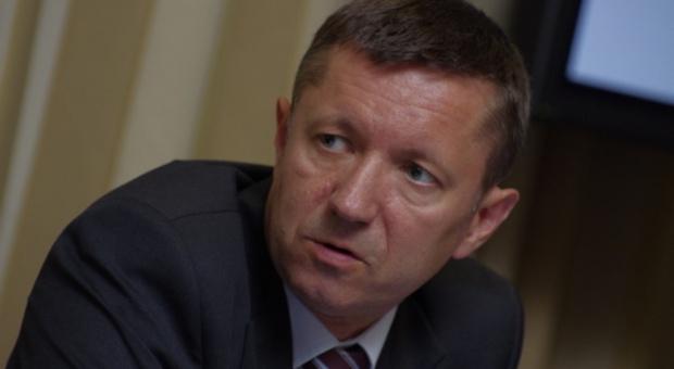 Dr hab. Robert Tomanek, prorektor ds. organizacji, finansów i rozwoju Uniwersytetu Ekonomicznego w Katowicach