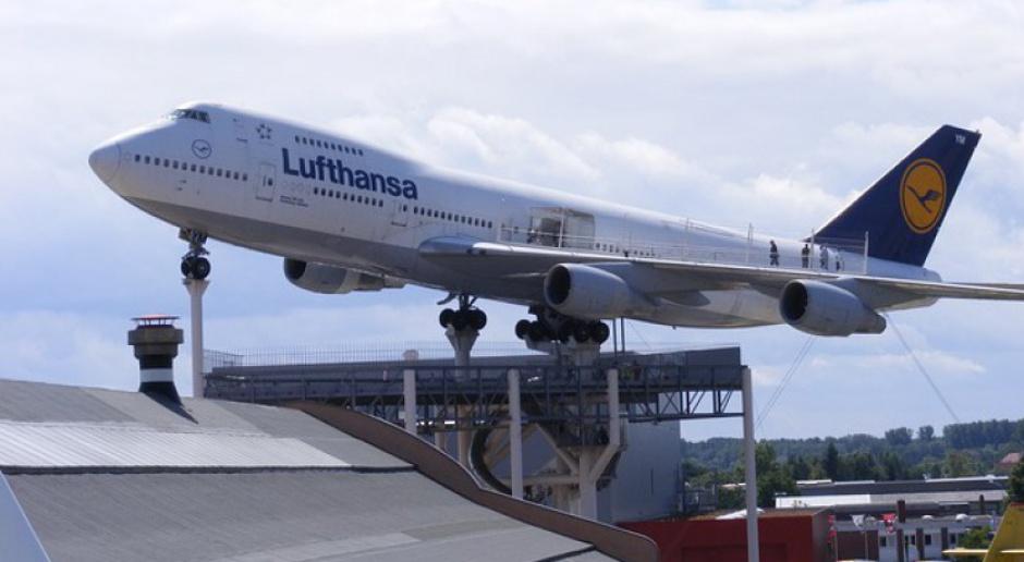 Ciąg dalszy strajku stewardes Lufthansy. Ponad 900 lotów odwołanych