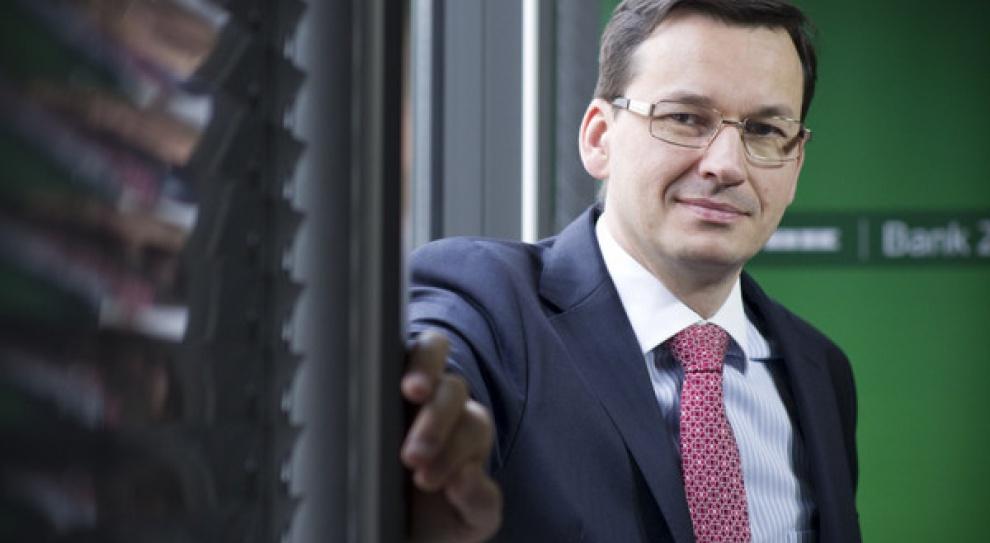 Mateusz Morawiecki złożył rezygnację z funkcji prezesa Banku Zachodniego WBK