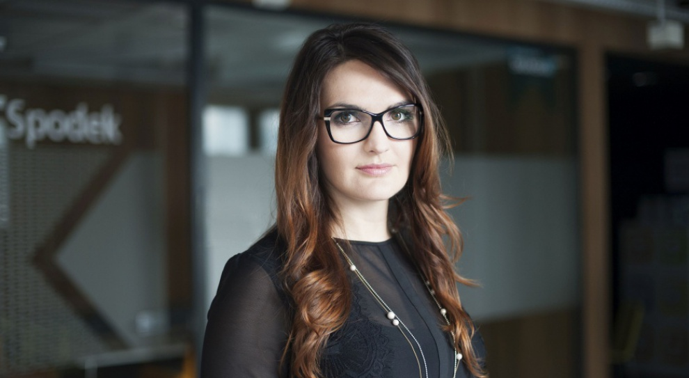 Katarzyna Zawodna prezesem Skanska Commercial Development Europe