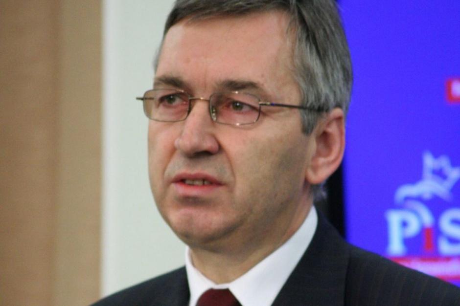 Stanisław Szwed będzie zastępcą przyszłej minister pracy Elżbiety Rafalskiej?