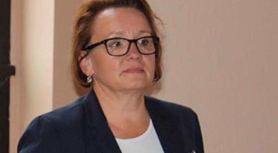 Anna Zalewska: Chcę dyskutować z nauczycielami