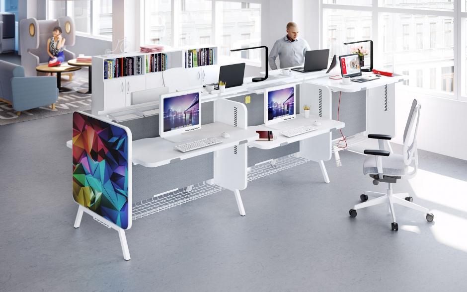 Pracowników IT można skusić funkcjonalnym biurem