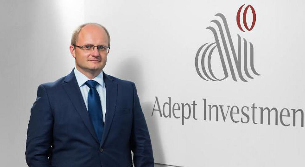 Robert Krupski członkiem zarządu Adept Investment