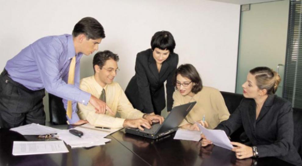 Rośnie liczba firm zatrudniających powyżej 10 pracowników