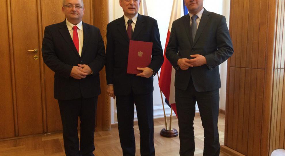 Jacek Bojarowicz dyrektorem GDDKiA