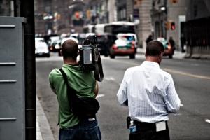 Strefy pokoju niebezpieczne dla dziennikarzy