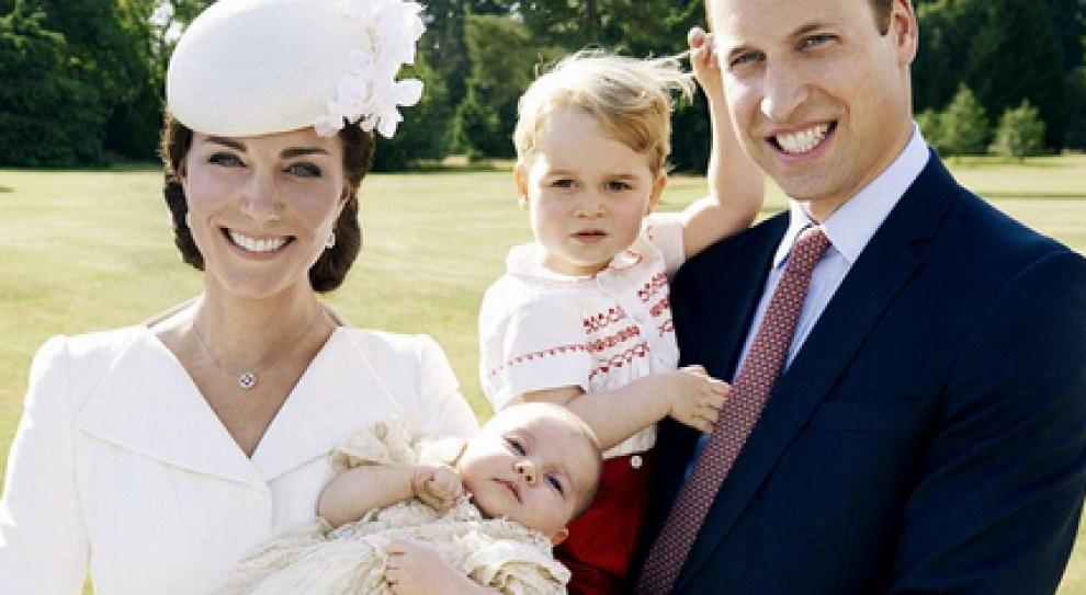 Sukienka księżniczki Charlotte nie przyniesie projektantce fortuny