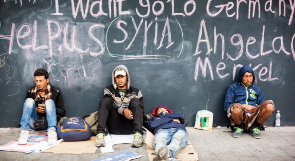Do Niemiec przybyło blisko milion imigrantów. Ponad połowa z Syrii