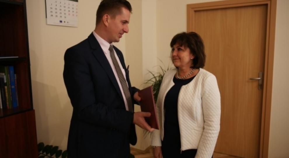 Janina Pszczółkowska p.o. prezesa Kasy Rolniczego Ubezpieczenia Społecznego