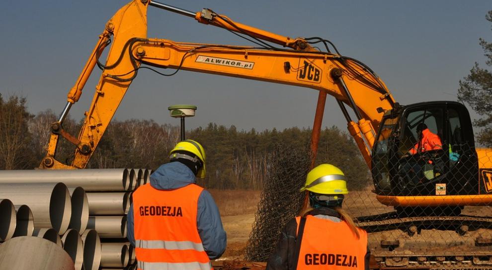 Nasi budowlańcy pracują coraz szybciej