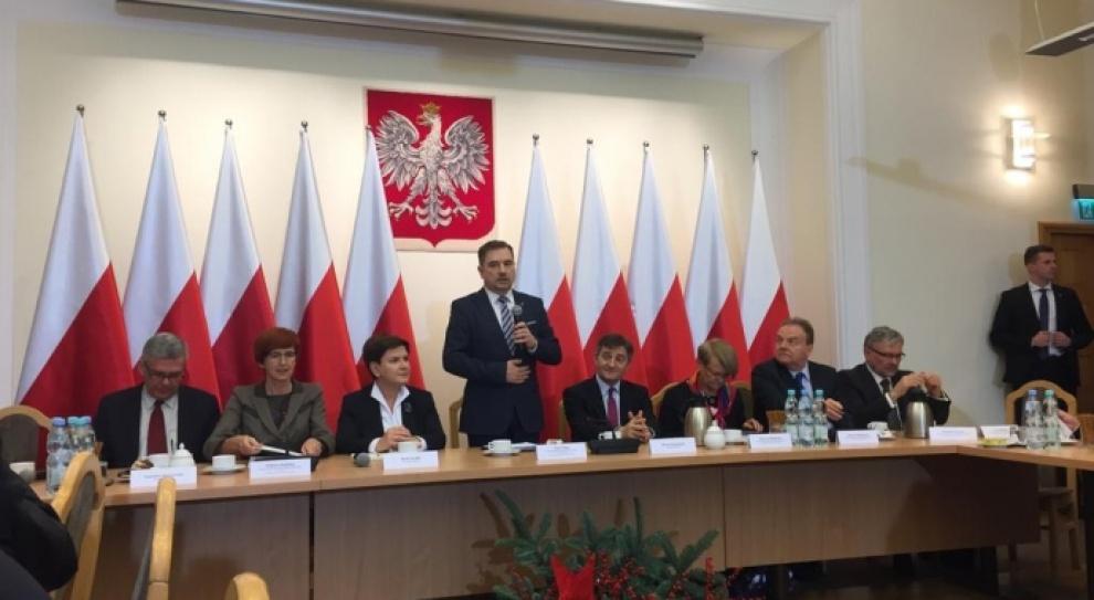Jan Guz na pierwszym posiedzeniu Rady Dialogu Społecznego: Najlepsza ustawa nie zastąpi dialogu społecznego