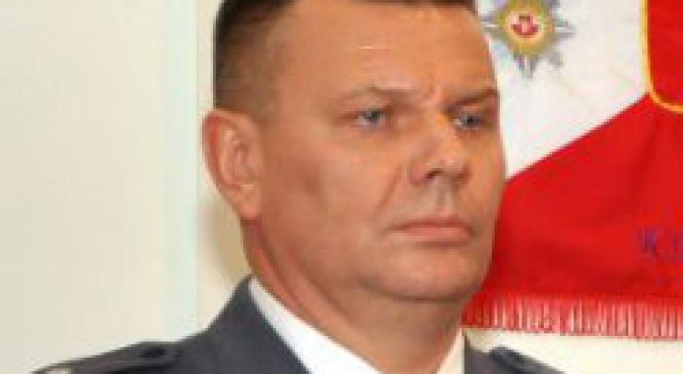 Mirosław Schossler, zastępca komendanta policji został odwołany