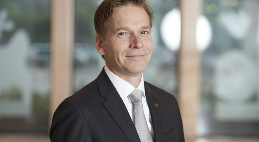 Christian Levin szefem sprzedaży i marketingu w Scania