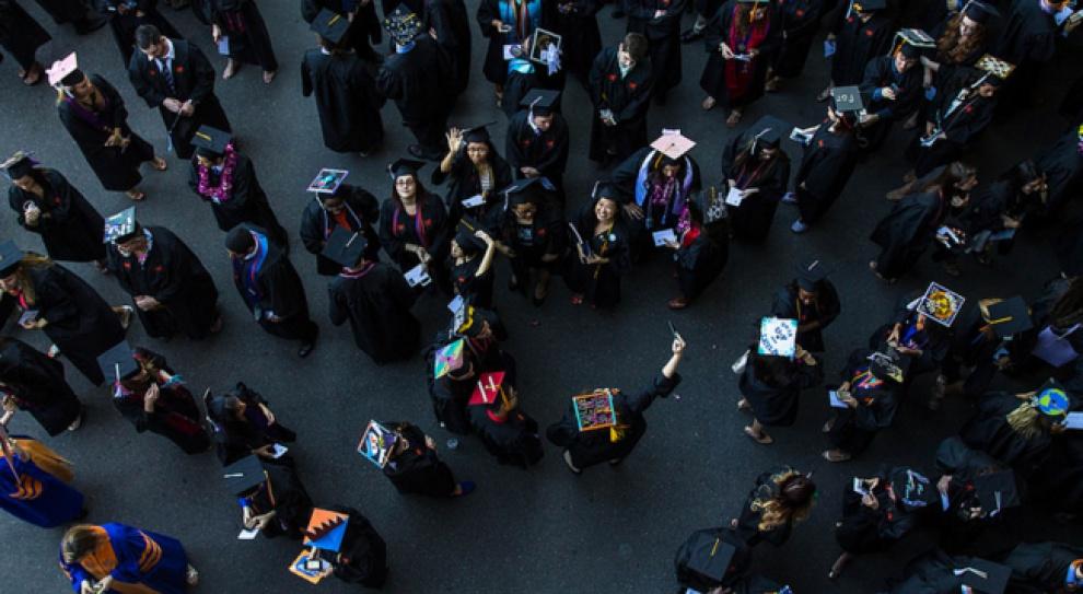 Większość firm ceni dyplom zagranicznej uczelni
