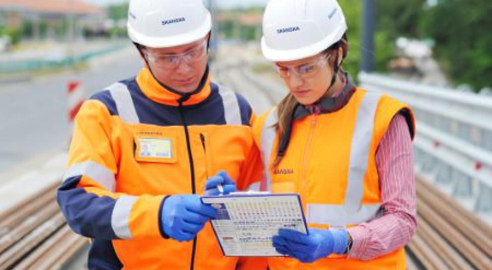 Skanska w trakcie kampanii wizerunkowej: Tytuł Firma dla Inżyniera po raz ósmy