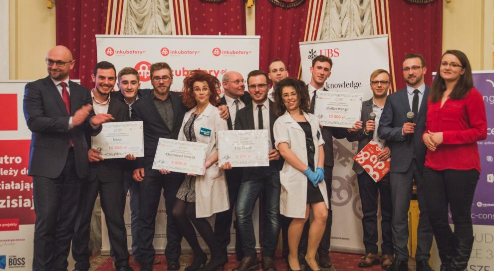 Kraków Business Starter - rozdano nagrody za najlepsze krakowskie start-upy