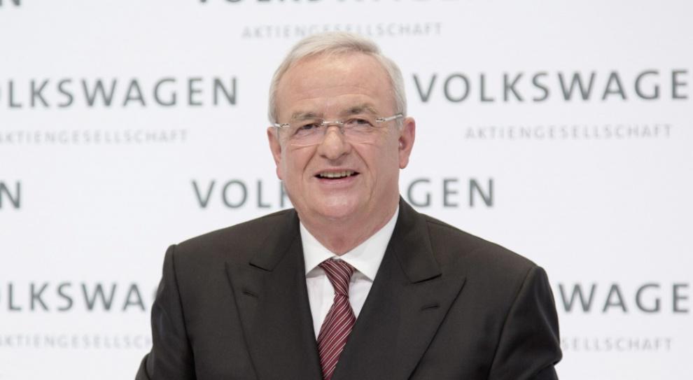 Martin Winterkorn, były szef VW ciągle otrzymuje pensję