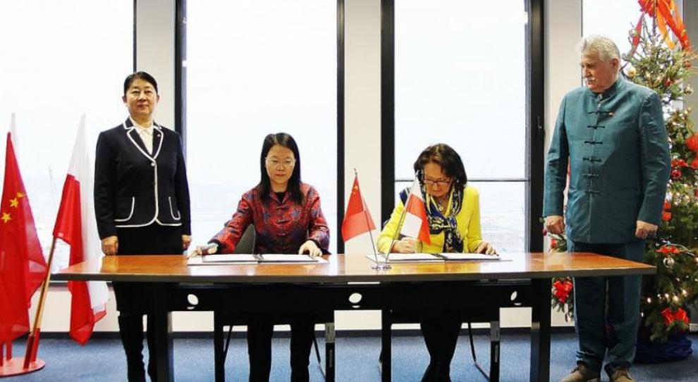 Pomorska SSE i chińskie miasto Zhuhai będą współpracować