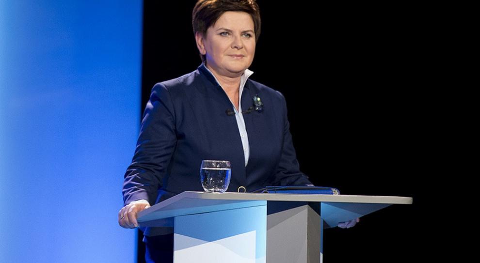 Szydło: Z programu 500+ nie skorzystają Polacy na stałe mieszkający za granicą