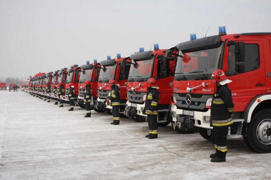 Prawo jazdy kategorii A dla strażaka: Dopiero od 24. roku życia