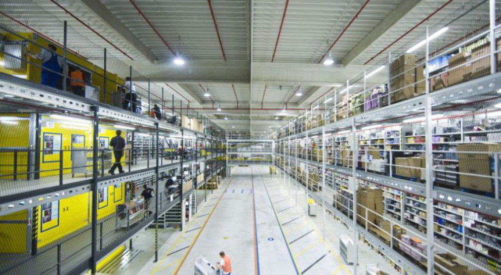 Amazon powiększy sieć centrów logistycznych w Polsce