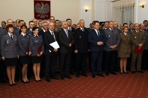 Maj: Wszystkie szczeble służbowe policji czeka reforma