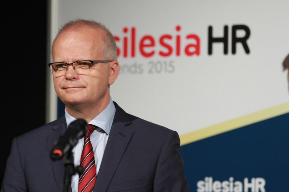 Piotr Litwa, były wojewoda śląski wiceprezesem spółki Kopex PBSz
