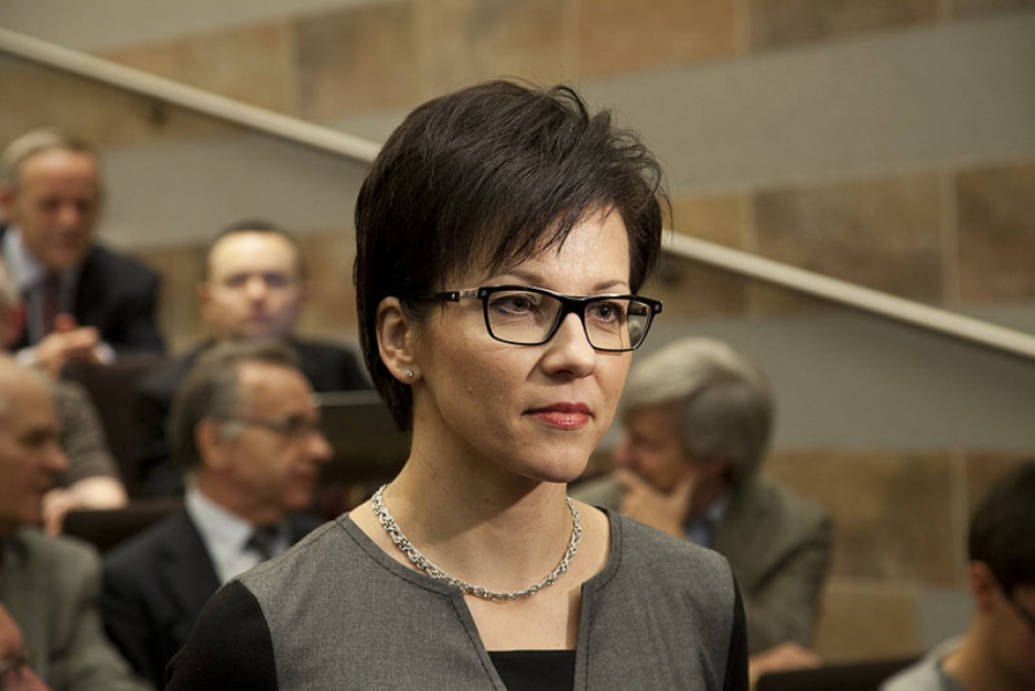 Małgorzata Zaleska kandydatką na prezesa Giełdy Papierów Wartościowych