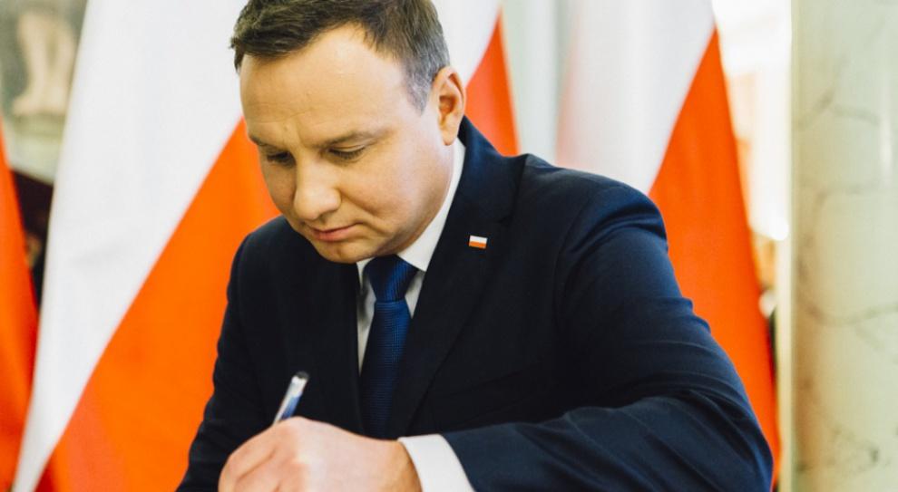 Kadencje obecnych władz TVP i Polskiego Radia będą skrócone. Prezydent podpisał nowelę