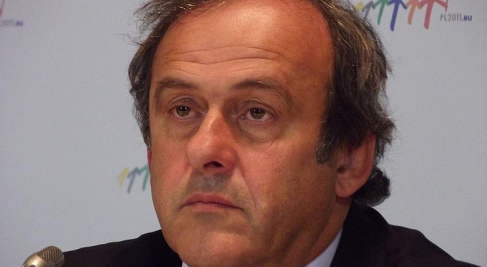 Michel Platini zrezygnował z ubiegania się o stanowisko prezydenta FIFA