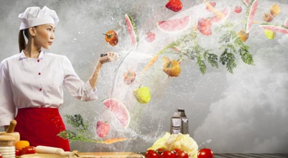 Kobiecie trudno jest pogodzić życie prywatne z zawodem kucharza
