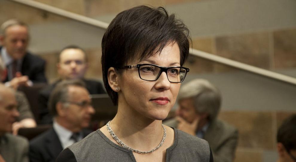 Małgorzata Zaleska prezesem GPW