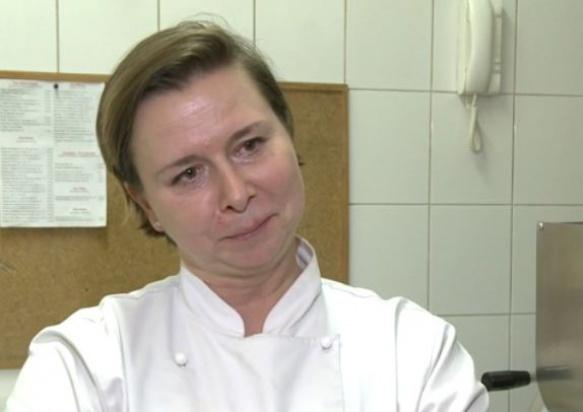 Szefowa kuchni Agata Wojda, Fot. Newseria