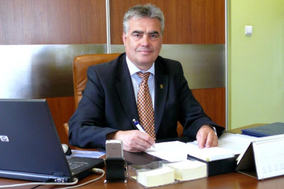 Zbigniew Tracichleb nowym prezesem PKP LHS