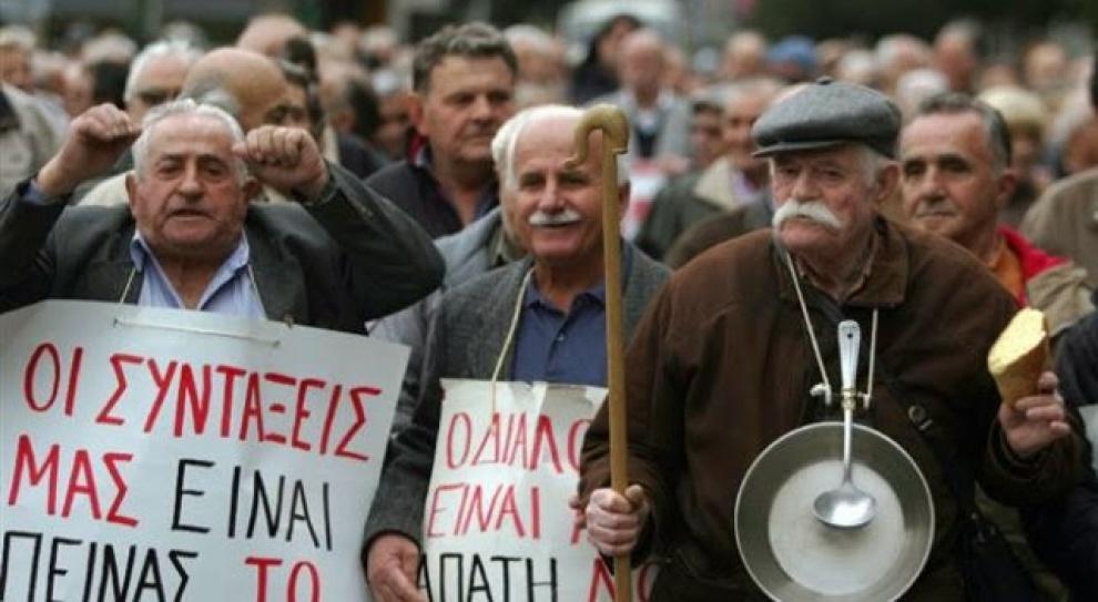 Grecy protestują przeciwko reformie emerytur