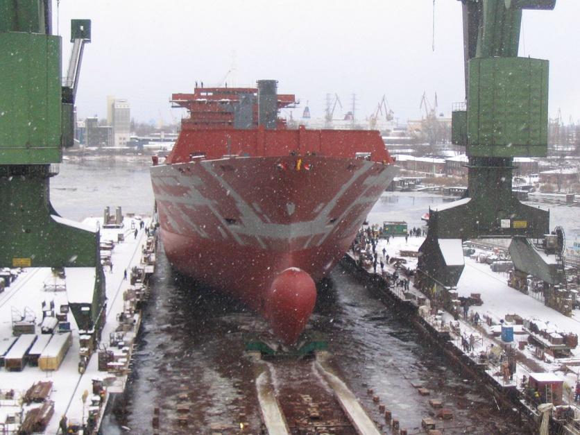Polski przemysł okrętowy zwiększył sprzedaż o ok. 5-10 proc., ma pełny portfel zamówień