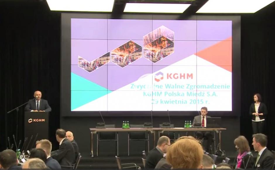 Zmiany w radzie nadzorczej KGHM