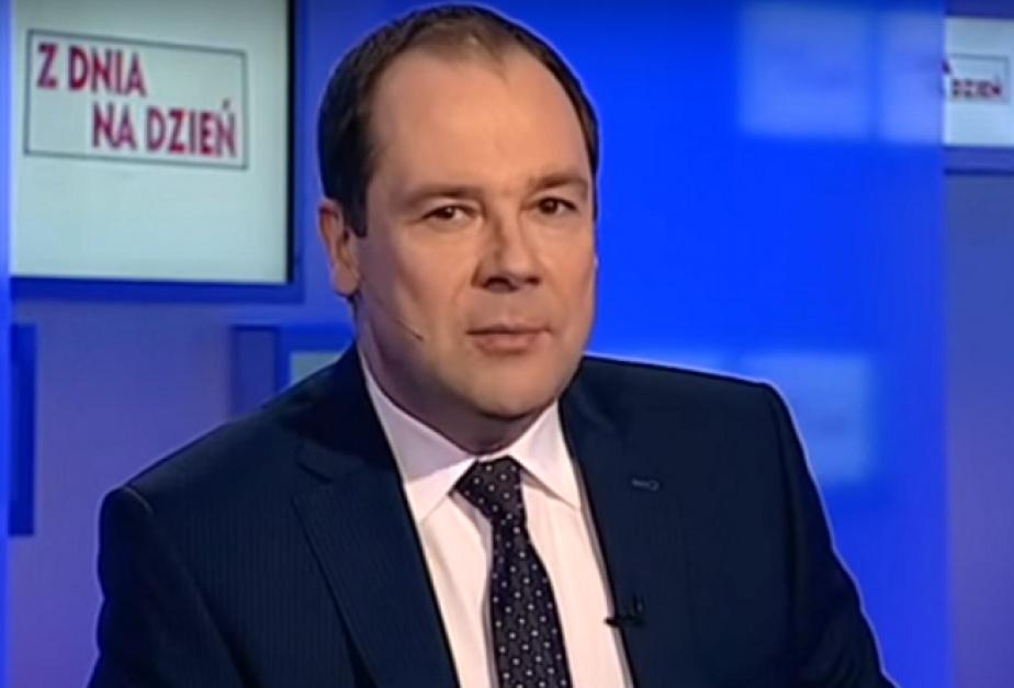 """Krzysztof Luft o zwolnieniu Kulczyckiego z TVP: """"Trzeba być śmieciem"""""""