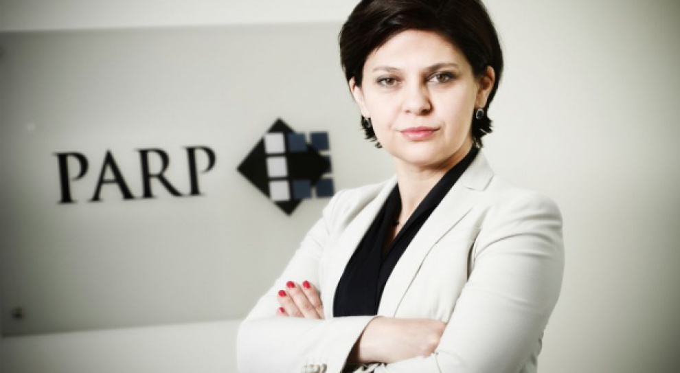 Bożena Lublińska-Kasprzak odchodzi z PARP