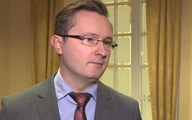 Dominik Lewandowski, dyrektor rozwoju biznesu w grupie CRIF (Fot. Newseria)