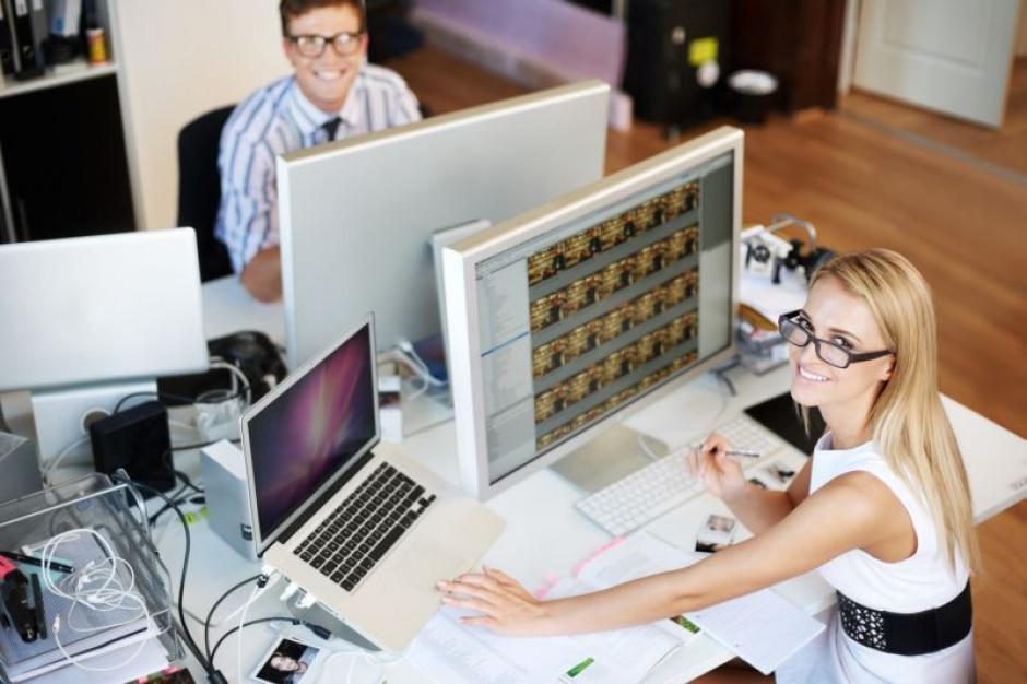 Wygląd biura ma znaczenie. Zwraca na niego uwagę co drugi student i absolwent