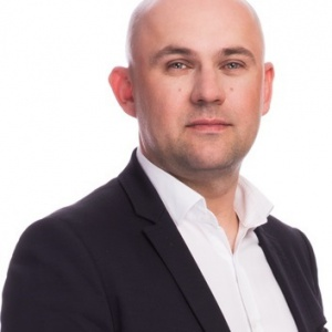 Radosław Koński, dyrektor departamentu windykacji Kaczmarski Inkasso. (Fot.: GoldenLine)