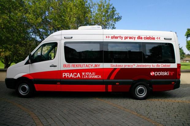Bus rekrutacyjny Polskiego HR-u