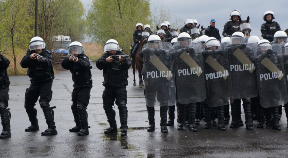 Wiceszef MSWiA zapowiada likwidację wakatów w policji