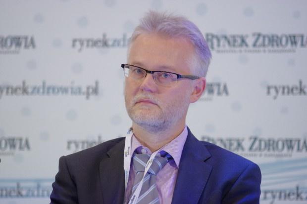 Tadeusz Jędrzejczyk, prezes NFZ (Fot. Rynekzdrowia.pl)
