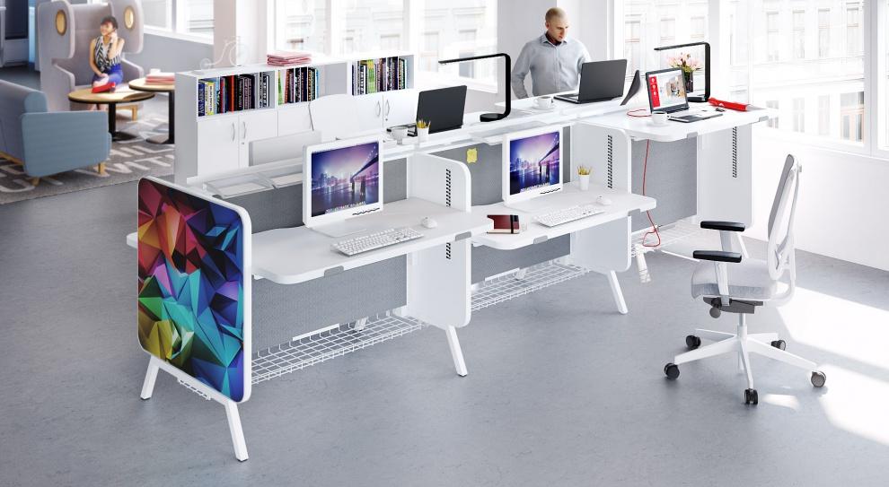 Siedzisz osiem godzin dziennie przy biurku? To tak jakbyś wypalił paczkę papierosów